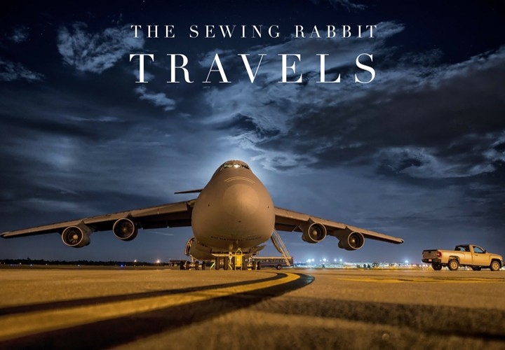 Sewing Rabbit Travels