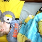 How to sew a minion pillowcase