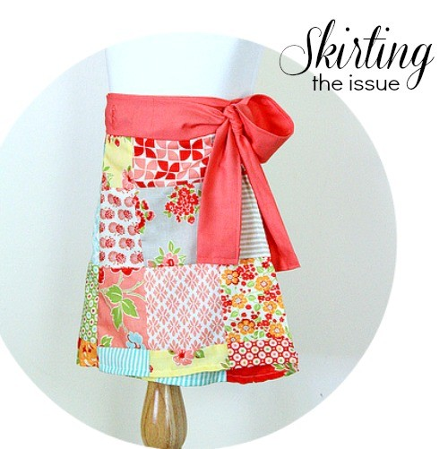 Donate handmade skirts to girls in foster care with Simple Simon & Co.