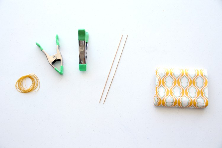 Materials needed for sewing you own ping pong net