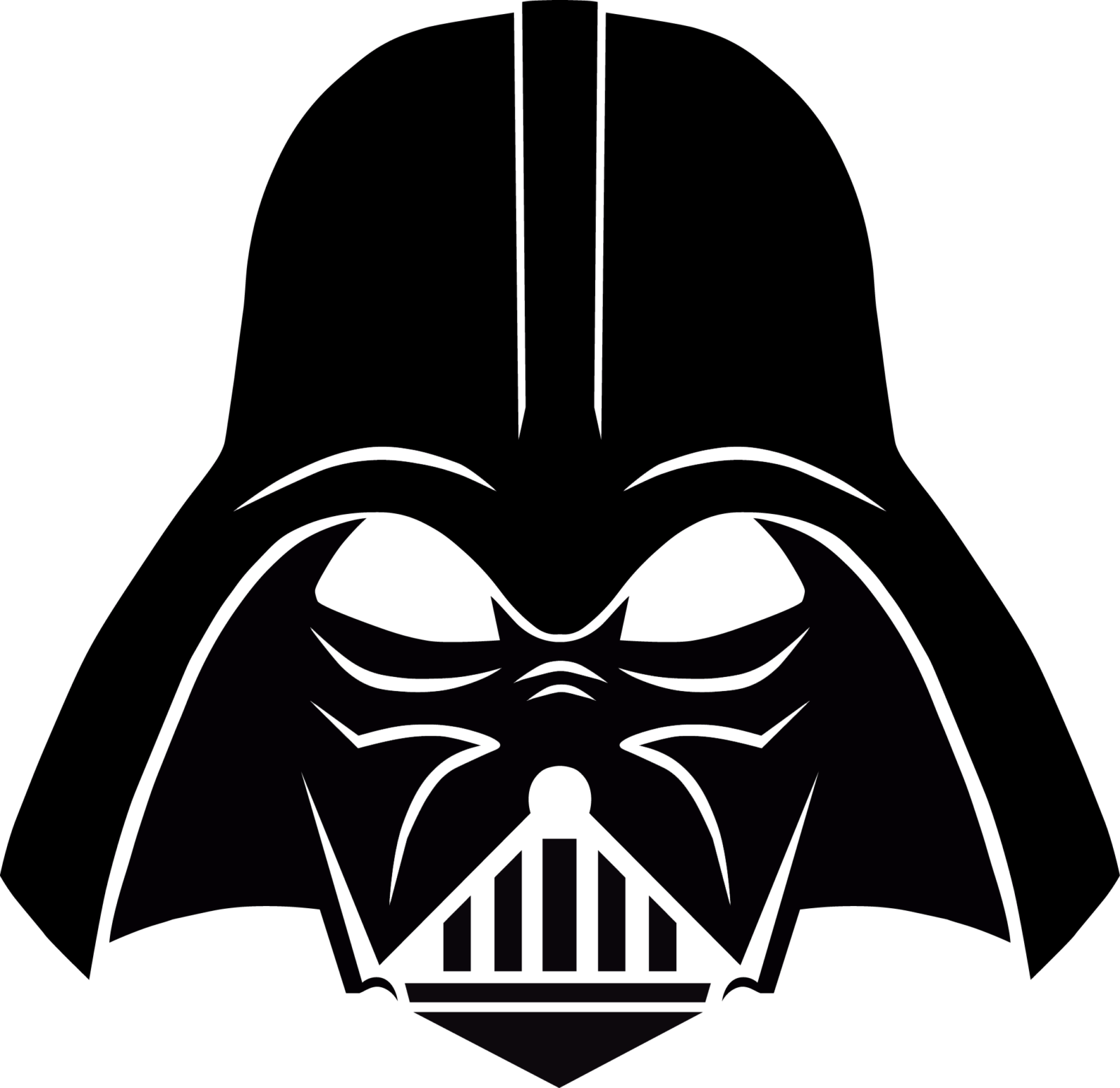 Adaptable image in darth vader printable