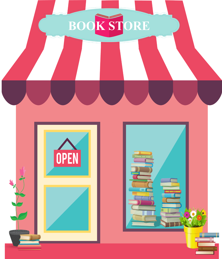 SMALL PINK BOOK STORE
