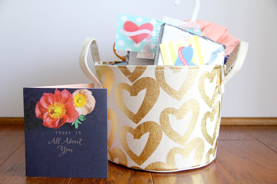 Fill a basket for Mom with items that remind her of your fun memories!! Memories Mother's Day Basket