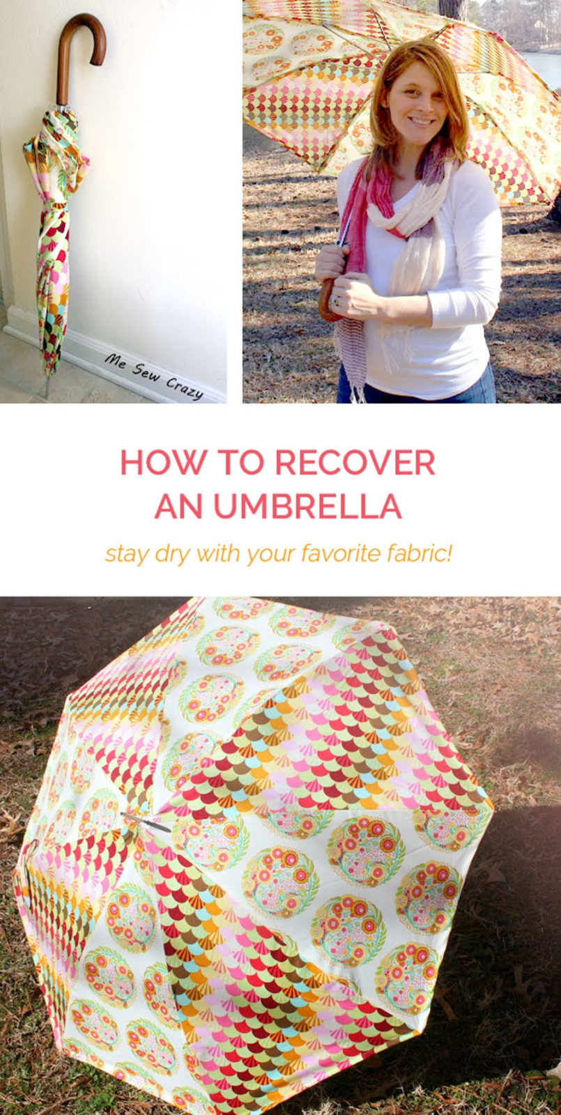 how to recover an umbrella