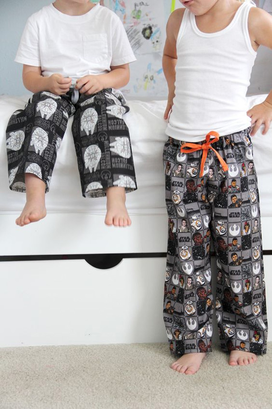 Easy Pajama Pants
