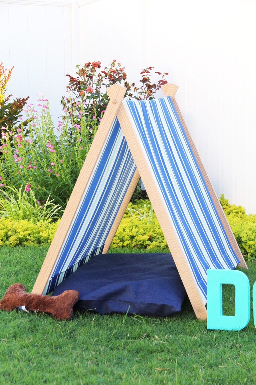 How To Make A Tent Dog Tent Diy The Sewing Rabbit