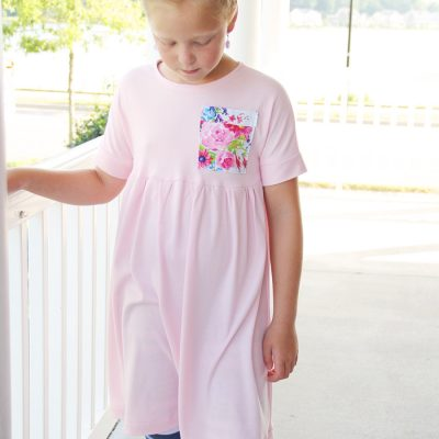 Babydoll Dress Pattern
