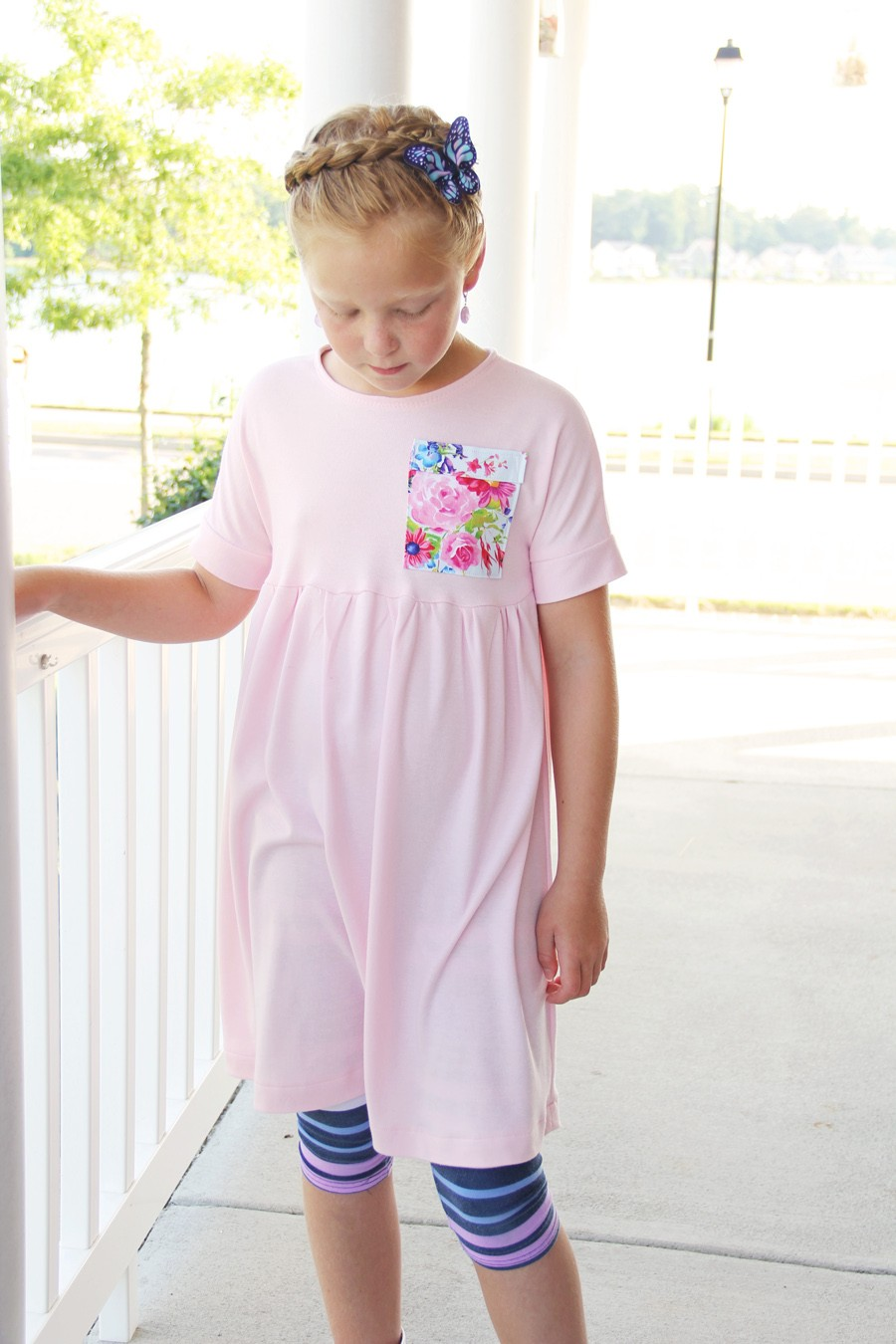 Free Babydoll Dress sewing Pattern