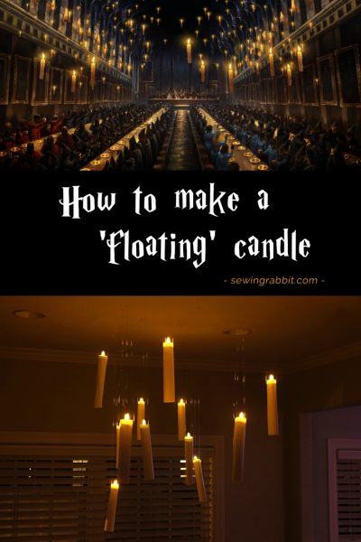 How to make 'Floating' Candles