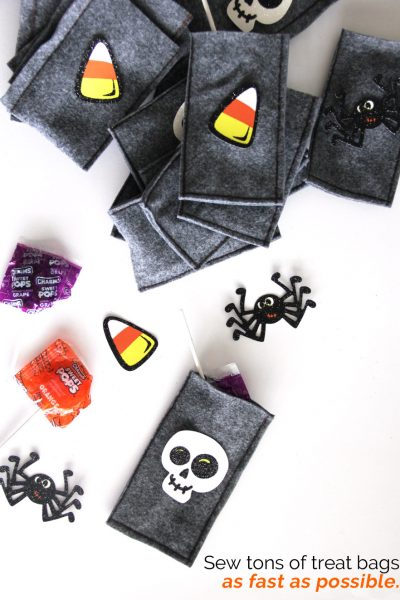 Make 30 Treat Bags in under 30 Minutes