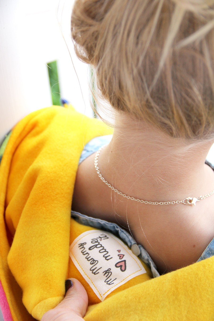 'My Mommy Made it' Labels