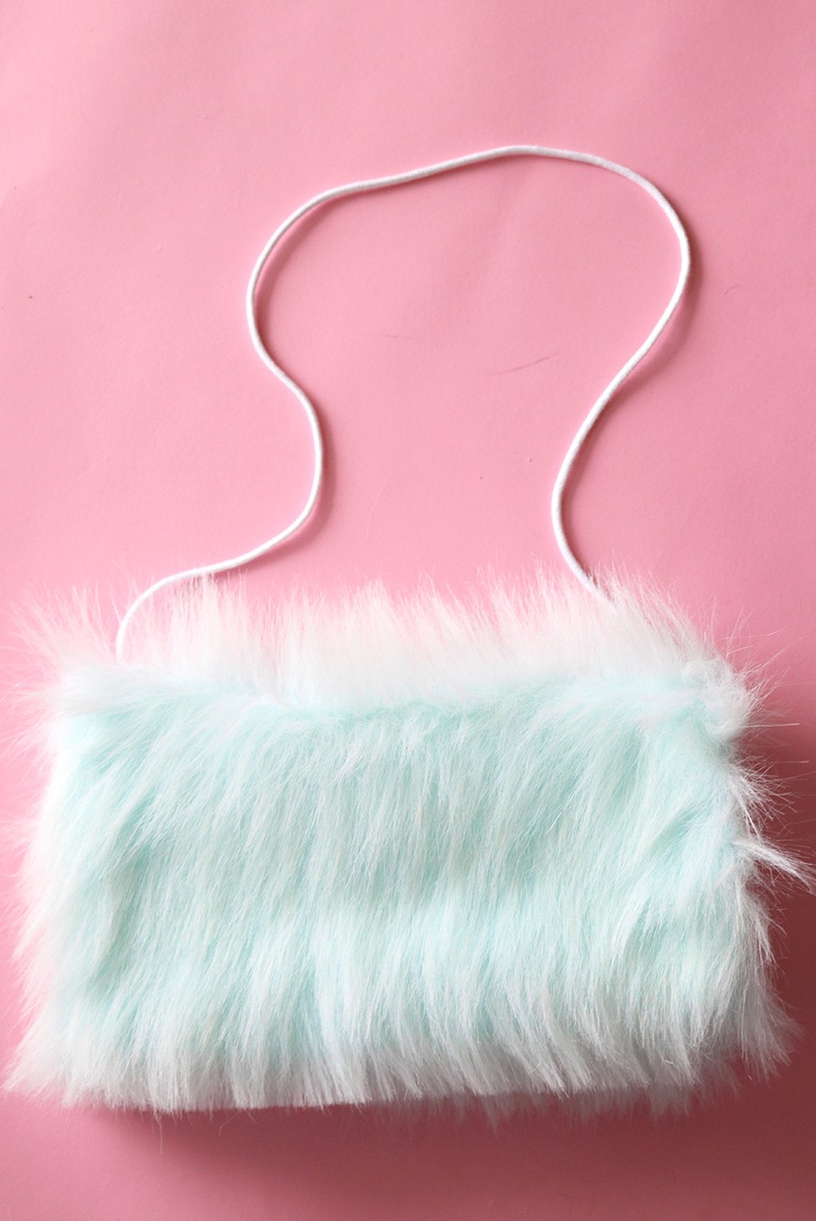 kids fur muff pattern