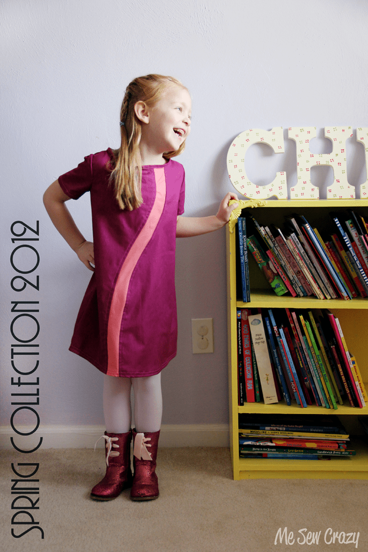 Wavy Tunic DIY with FREE Pattern