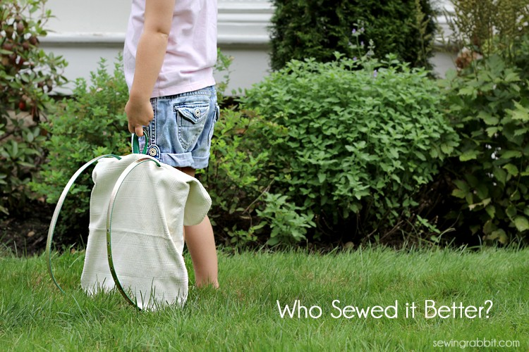 Who Sewed it Better? Versus...