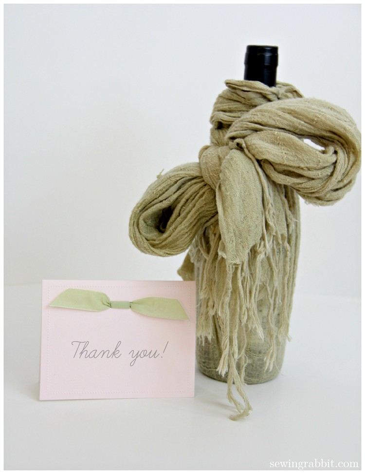 Scarves make great Gift Wrapping ||  10 Things to do with Scarves