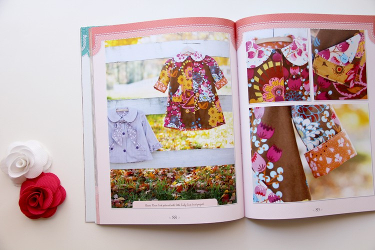 Sew Classic Clothes for Girls      The Cottage Mama
