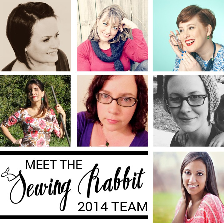Meet the 2014 Sewing Rabbit Team