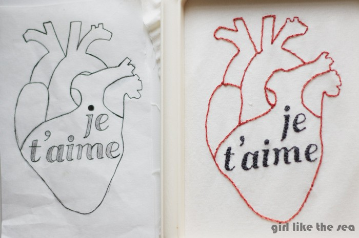 heart template for sewing - anatomical heart valentine templates the sewing rabbit