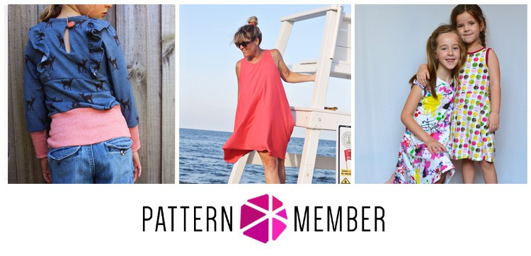 Pattern Member Bundle - August 2014