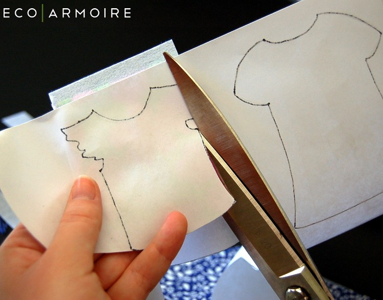 Learn to Sew Paperdoll DIY - EcoArmoire