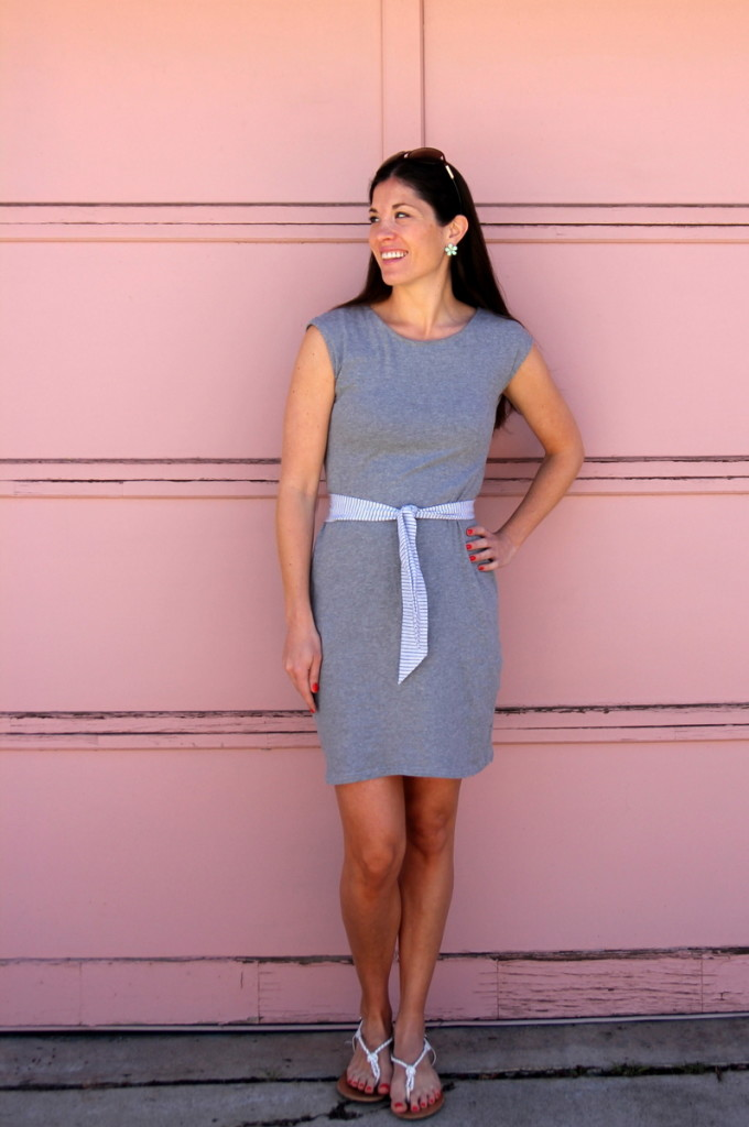 The Casual Lady ePattern - sewn by ko-jo designs