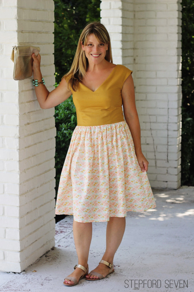 Stepford Seven - Pattern & eBook with SEVEN different dress options