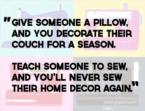 Give someone a pillow...