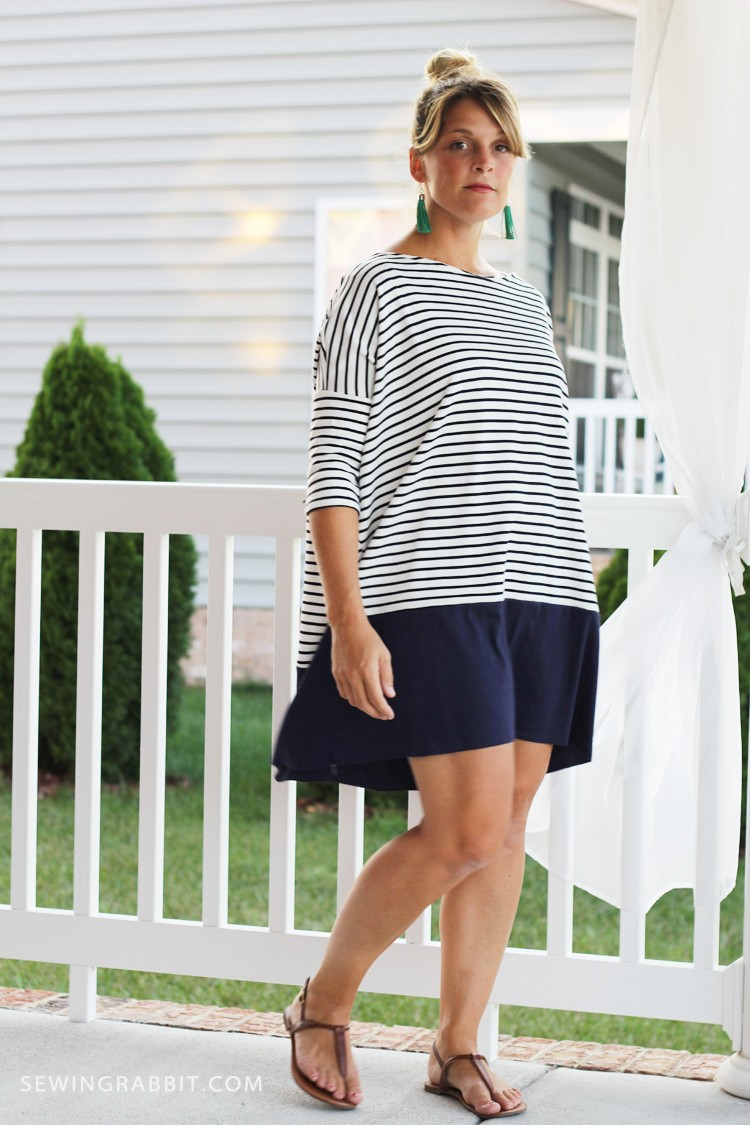 Dolman Dress ePattern