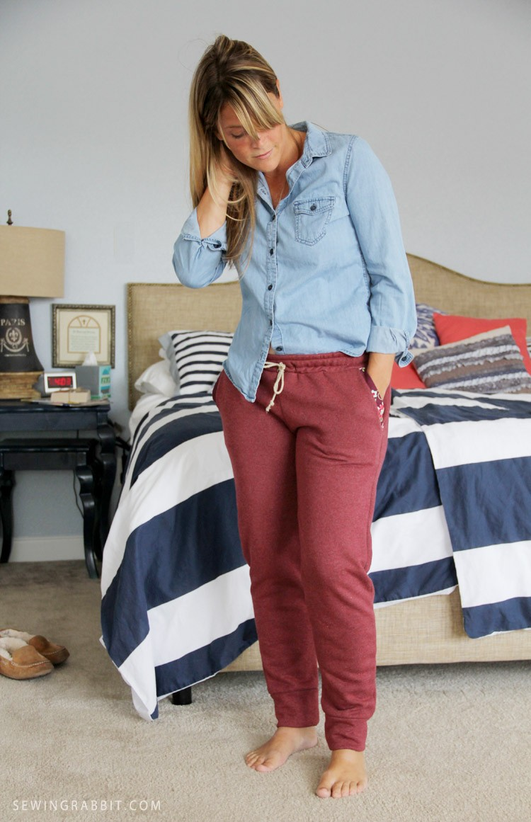 Hudson Pants - True Bias Sewing Pattern