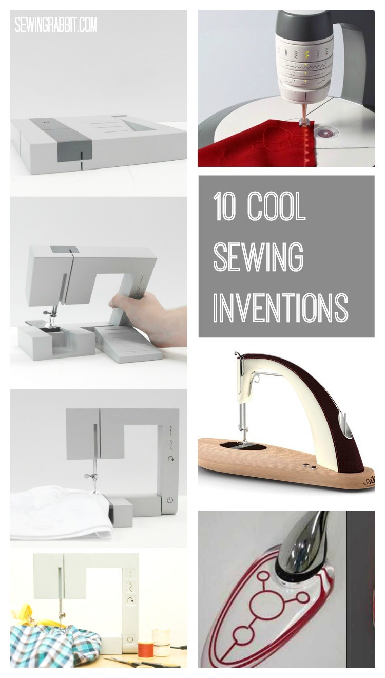 10 Cool Sewing Inventions