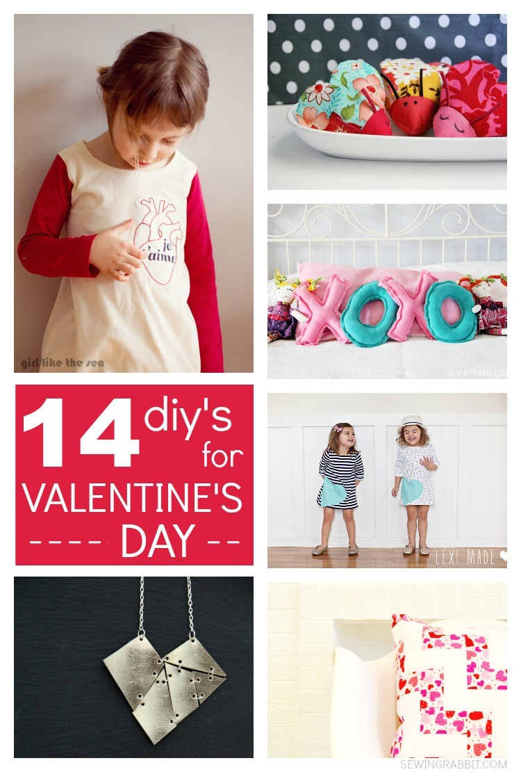 14 DIYs for Valentines Day
