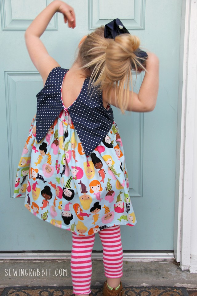 Madeline Dress - Free Pattern - The Sewing Rabbit