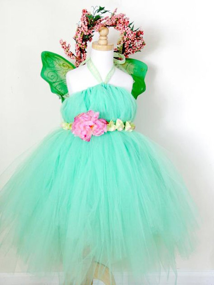 Easy Fairy Costume, 21 things to do with Tulle besides tutus