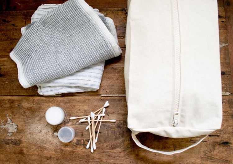 Dropp Kit --- 24 DIYs to help you get ready for Summer Vacation.