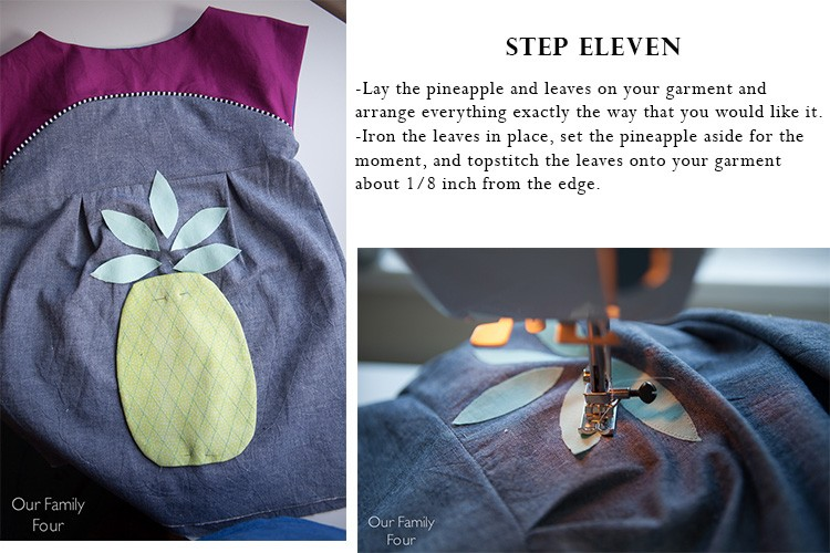 Pineapple Pocket Tutorial 7