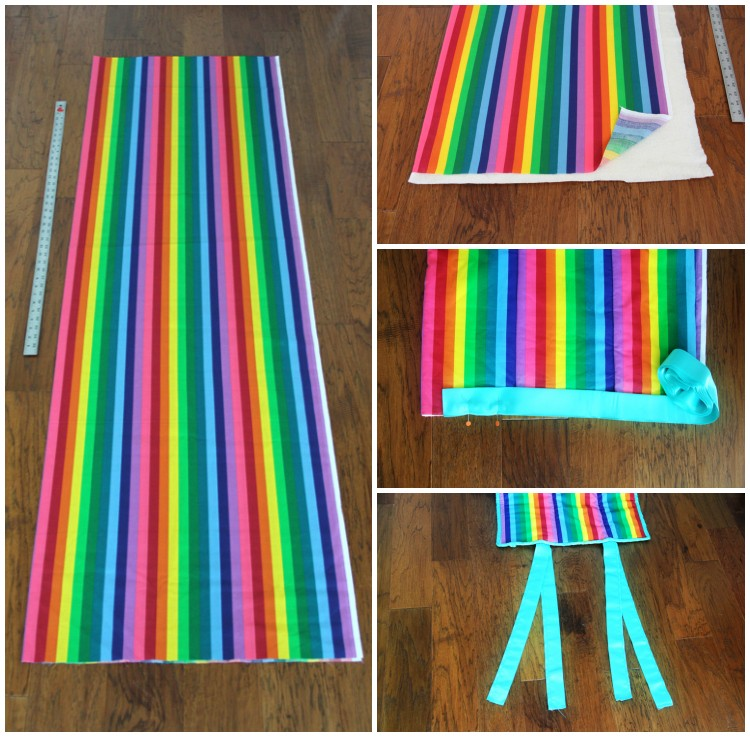 Yoga Mat Diy The Sewing Rabbit