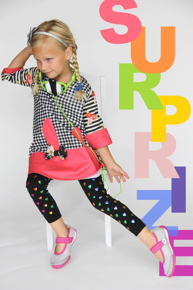 Make this Look: Surprize by Stride Rite