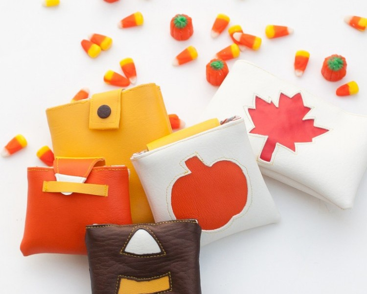 CandyCornPouch