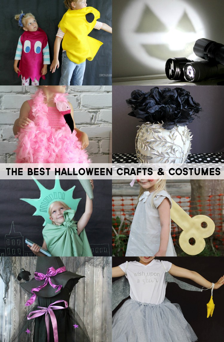 Best Halloween Costumes and Crafts to make  ||  Halloween DIY