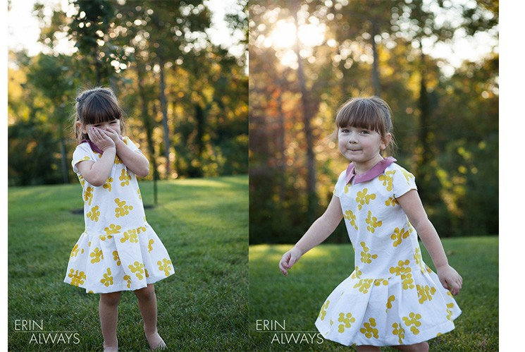 Maren Dress by Erin Always1