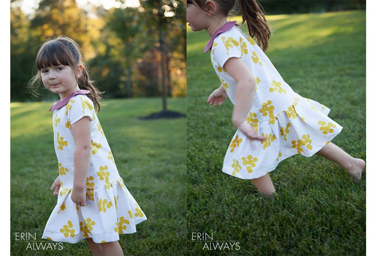 Maren Dress by Erin Always2