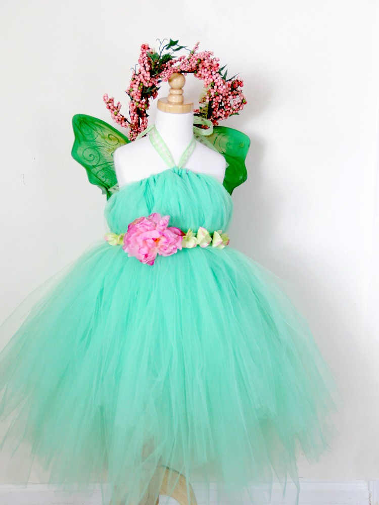 How to make a Woodland Fairy Costume  ||  woodland Fairy DIY