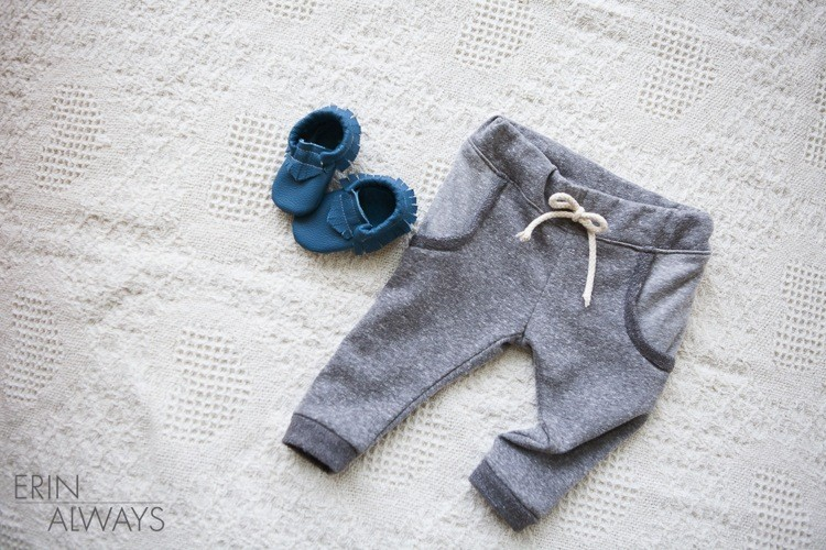 Baby Leggings to Hudson Pants Tutorial 12