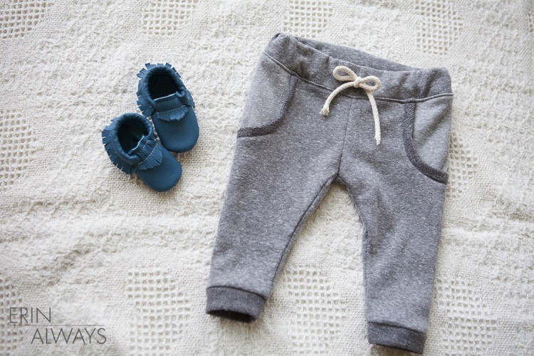Baby Leggings to Hudson Pants Tutorial 3