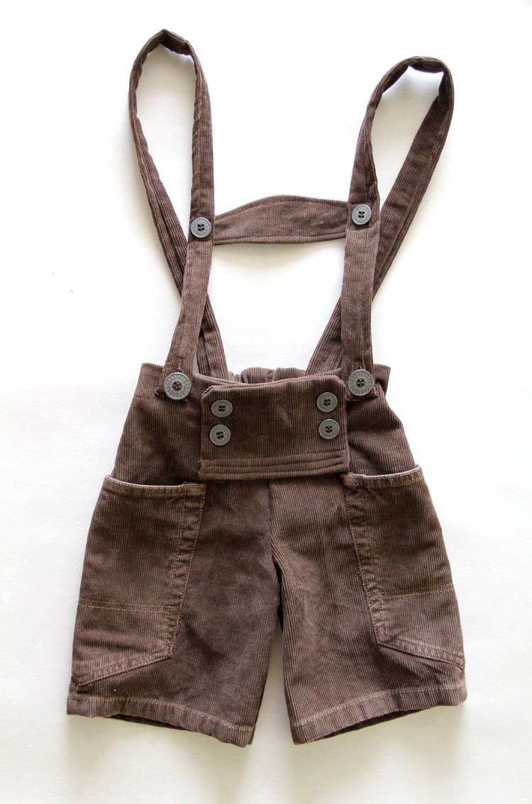 how to sew lederhosen