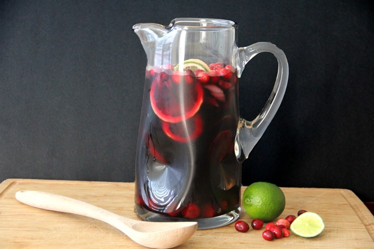 Seamstress Sangria recipe