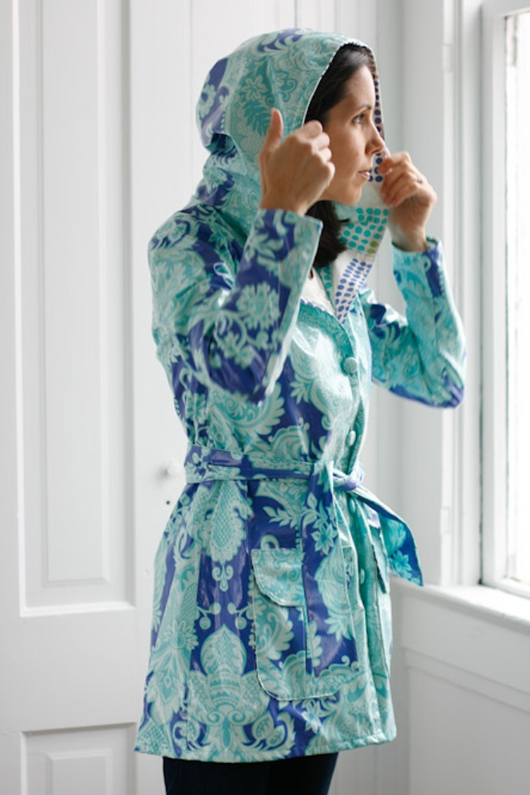 Rainy Day Sewing Patterns - The Sewing Rabbit