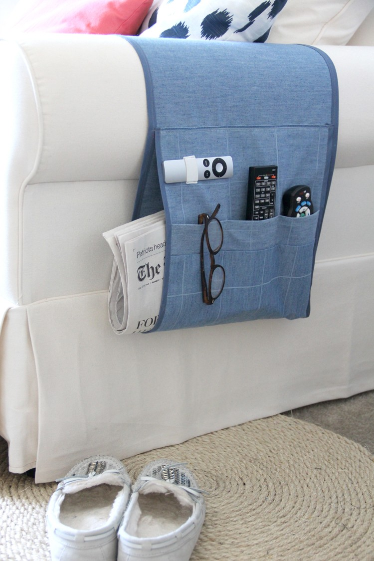 How To Make A Remote Caddy Remote Caddy Diy