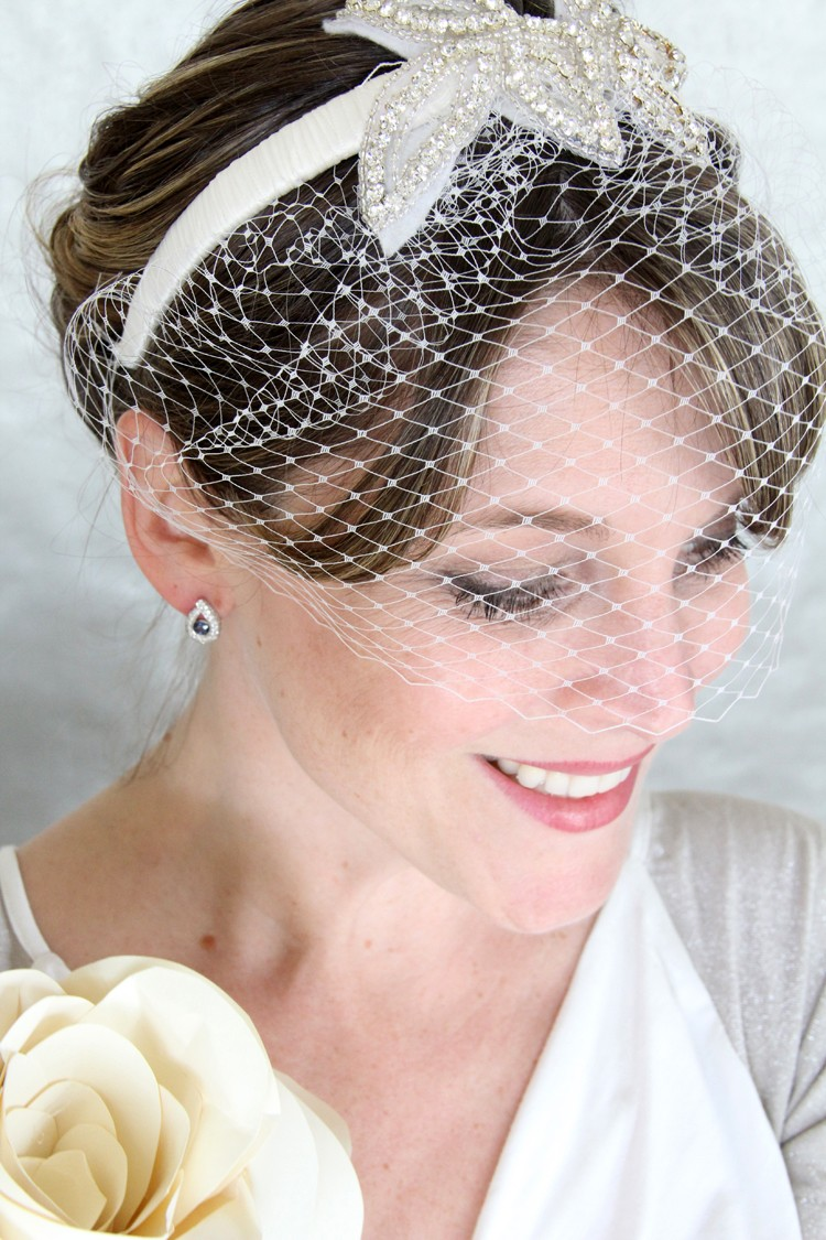 Make A Cardboard 3d Model Of Your Area Using Local: How To Make A Birdcage Veil
