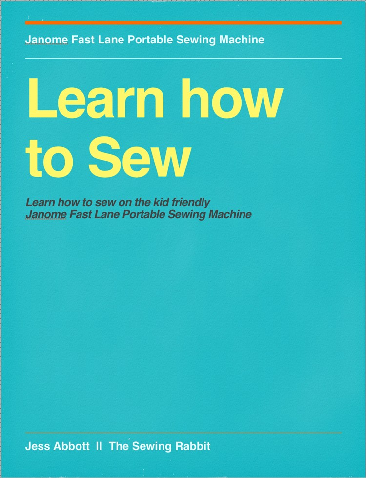 Learn how to sew - video eBook